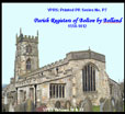 Bolton by Bowland 1558 - 1812 (P.7)
